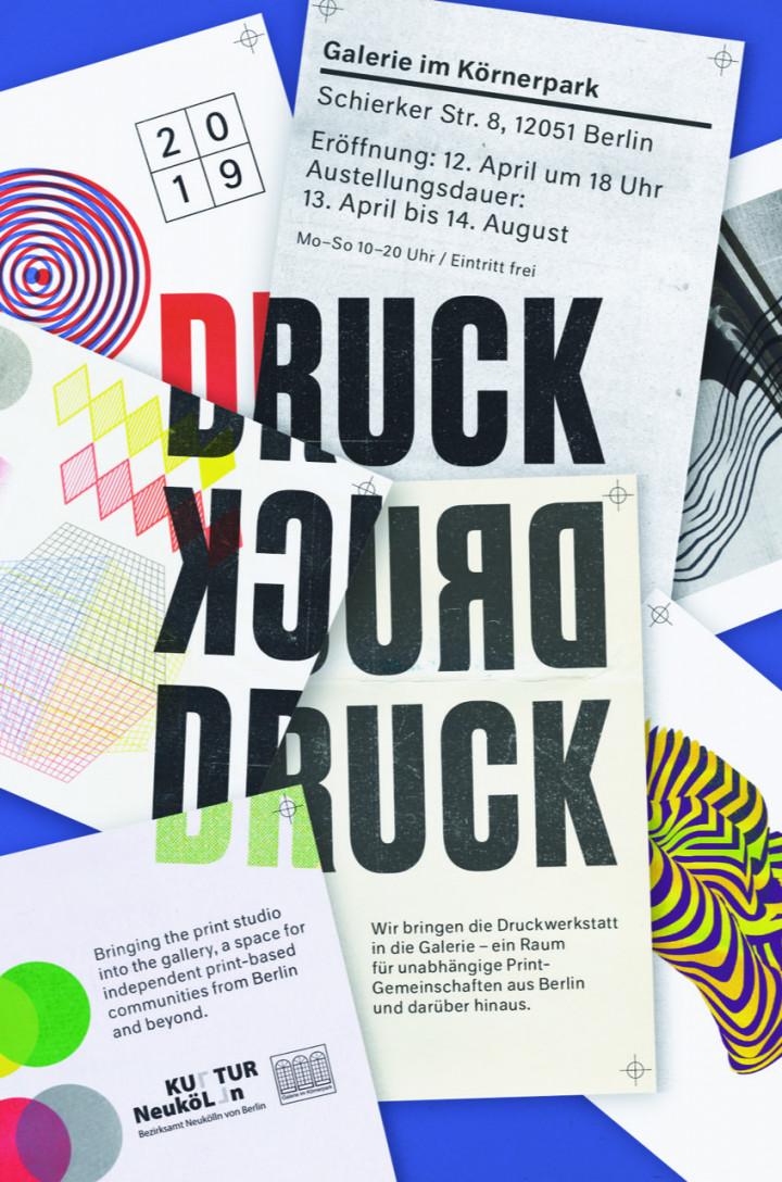 Image for DRUCK DRUCK DRUCK