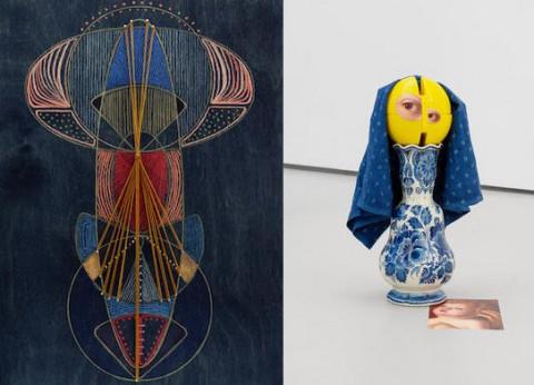 Bild für Johanna Unzueta / Moira Zoitl – The Many Names of Blue